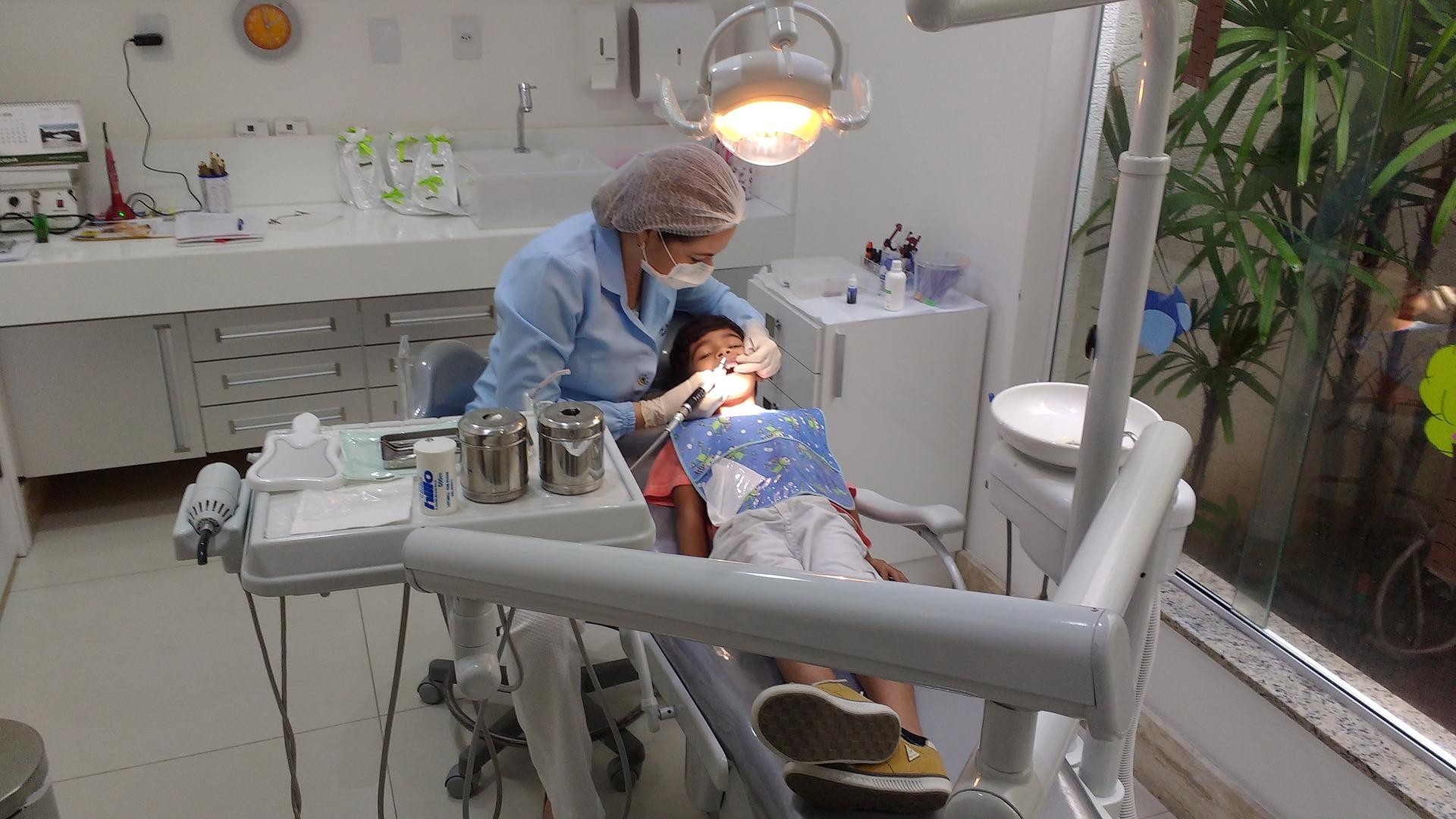 La technologie dentaire en faveur de la santé des enfants